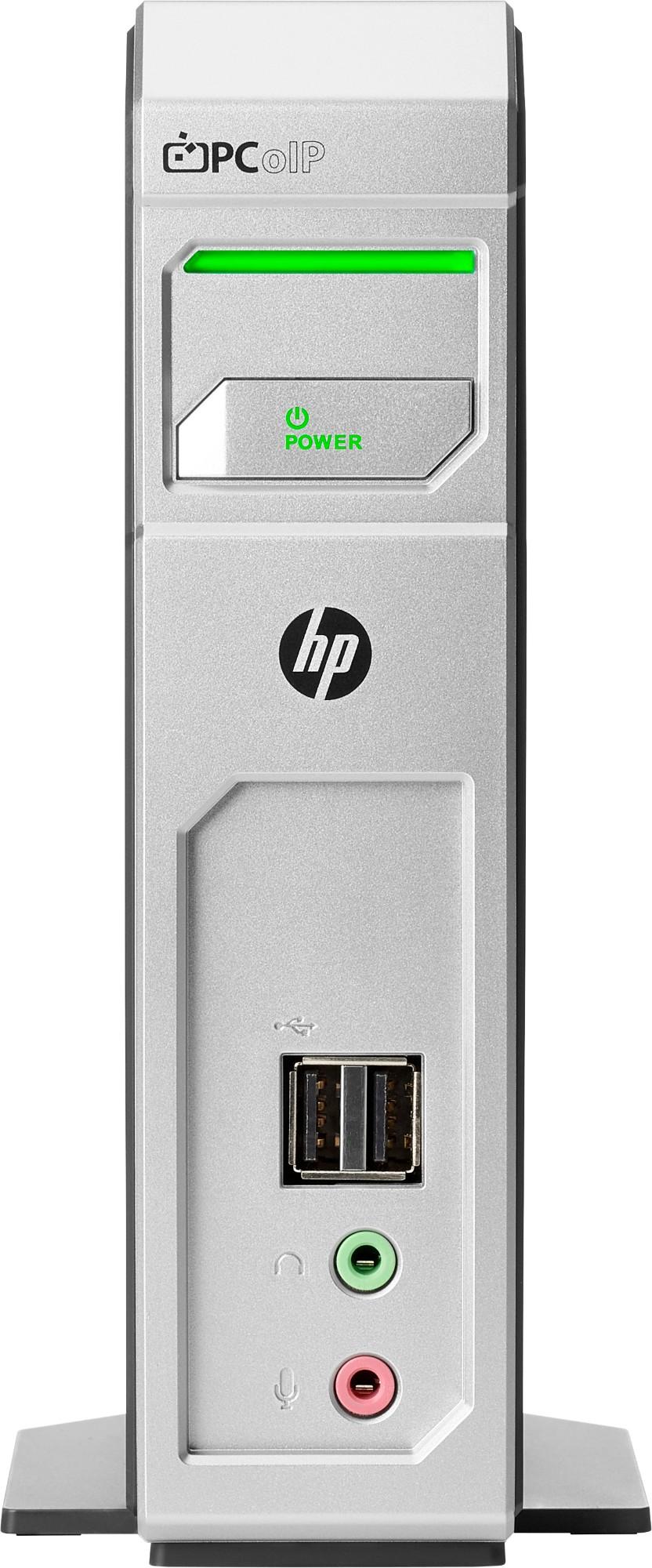 HP t310 Quad-Display Zero Client (X9S71EA)