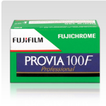 Fujifilm Provia 100F colour film