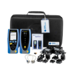 IDEAL Networks R156005 network cable tester PoE tester Blue, Gray
