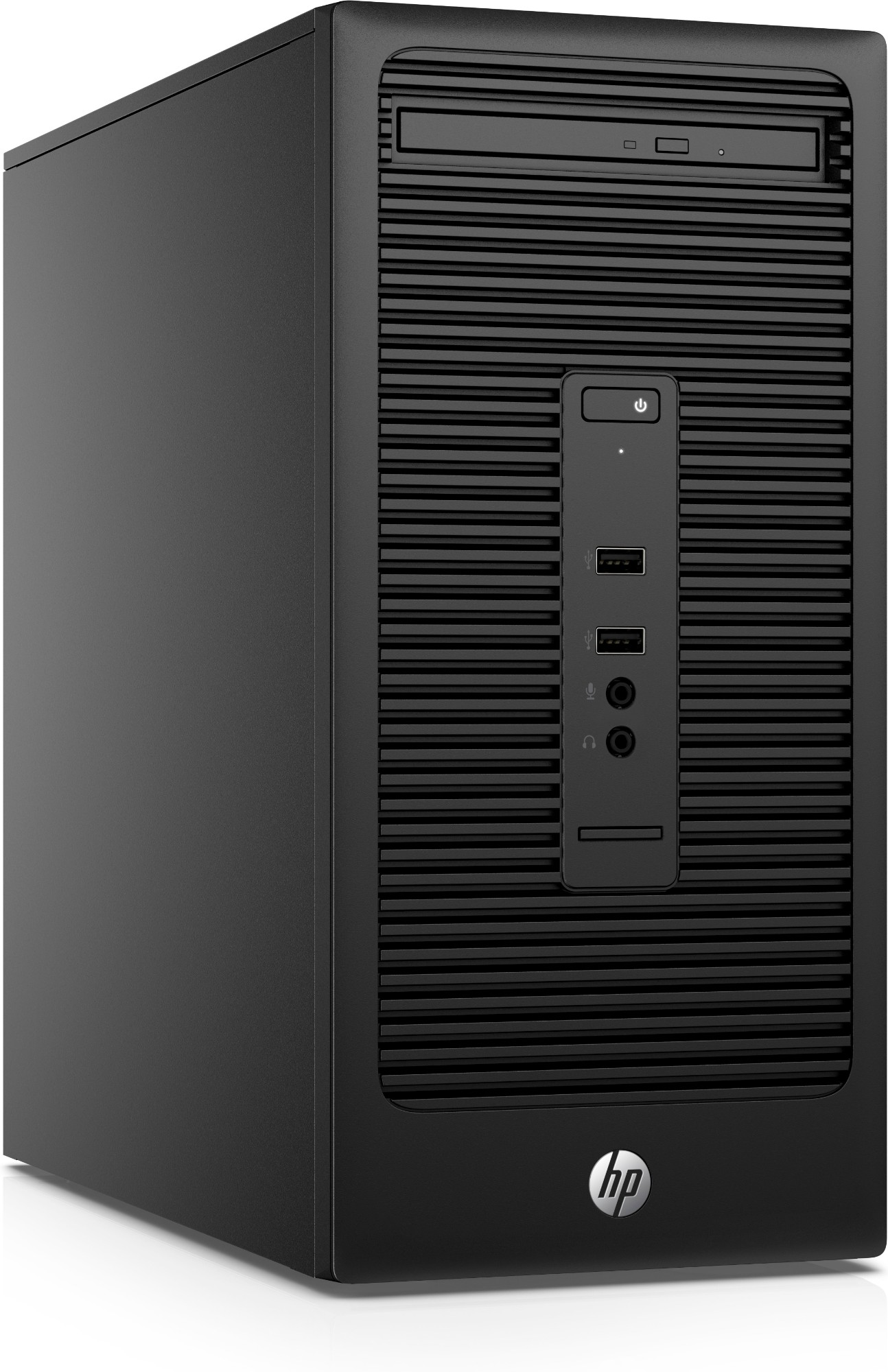 HP Pro A AMD Ryzen 5 PRO 2400G 4 GB DDR4-SDRAM 1000 GB HDD Black Micro  Tower PC