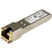 StarTech.com Gigabit RJ45 Copper SFP Transceiver Module - HP JD089B Compatible - 100m