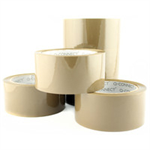 Q-CONNECT PACKAGING TAPE LOW NOISE BROWN