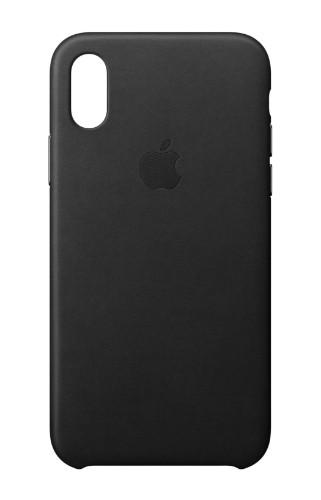 "Apple MQTD2ZM/A mobile phone case 14.7 cm (5.8"") Skin case Black"
