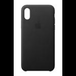 "Apple MQTD2ZM/A 5.8"" Skin case Black mobile phone case"