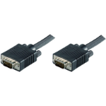 Microconnect MONGG7B VGA cable 7 m VGA (D-Sub) Black