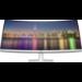 """HP 34f 86.4 cm (34"""") 3440 x 1440 pixels UltraWide Quad HD LED Black, White"""