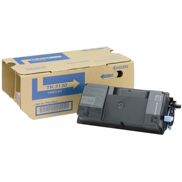 Kyocera 1T02LV0NL0 (TK-3130) Toner black, 25K pages