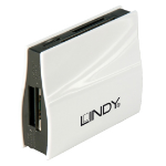 Panasonic PCPE-LDY43150 USB 3.0 Black, White card reader