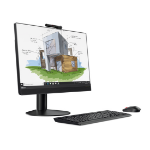 "Lenovo ThinkCentre M920z 3GHz i5-8500 8th gen Intel® Core™ i5 23.8"" 1920 x 1080pixels Touchscreen Black All-in-One PC"