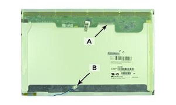 2-Power 2P-LTN154MT02 notebook spare part Display