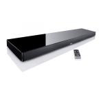 Canton DM 100 soundbar speaker 2.1 channels Black