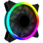 GAMEMAX FAN, VELOCITY 12CM RAINBOW ARGB