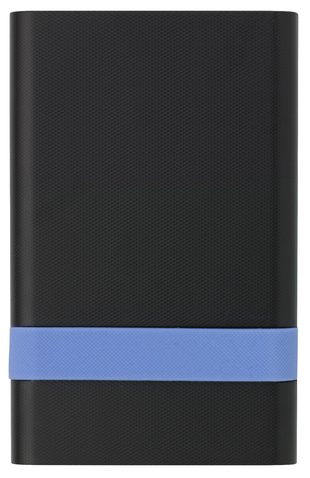 "Verbatim Store'N'Go Enclosure Kit HDD/SSD enclosure Black, Blue 2.5"""