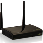 Hawking Technologies HAWNR3 Fast Ethernet Black