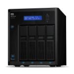 Western Digital My Cloud Pro My Cloud EX4100 Armada 388 Ethernet Escritorio Negro NAS