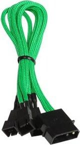 BitFenix Molex - 3 x 3-Pin Fan 12v 20cm Molex (4-pin) Black,Green