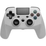 Snakebyte 4 S Wireless Grey Bluetooth Gamepad Analogue / Digital PC, PlayStation 4
