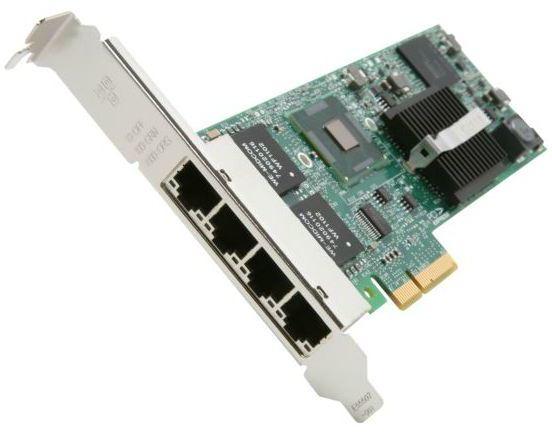 Fujitsu 4x1Gbit Cu Intel I350-T4