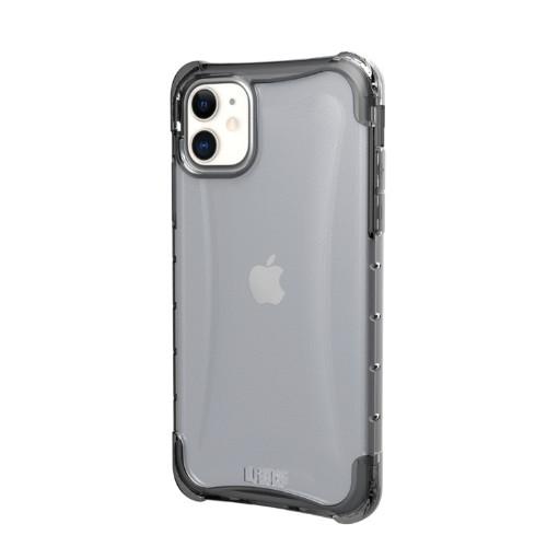 "Urban Armor Gear 111712114343 mobile phone case 15.5 cm (6.1"") Border Black,Transparent"