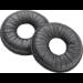POLY Leatherette Headset Black