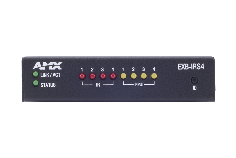 AMX EXB-IRS4 gateways/controller