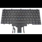 Origin Storage N/B Keyboard E5420 ES Layout - 84 Keys Non-Backlit Single Point WIN8