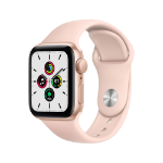 Apple Watch SE OLED 40 mm Oro GPS (satélite)