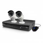 Swann SWNVK-474002 video surveillance kit Wired 4 channels