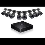 Trendnet TV-DVR208K Wired 8channels video surveillance kit