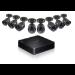 Trendnet TV-DVR208K video surveillance kit Wired 8 channels