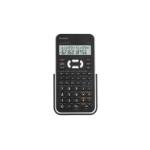 Sharp EL-531XBWH Pocket Scientific Black calculator