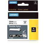 DYMO 19mm Flexible Nylon Tape D1 label-making tape