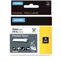 DYMO 19mm Flexible Nylon Tape D1 label-making tape