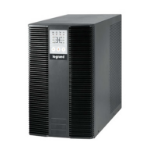 Legrand Keor LP 3kVA FR Double-conversion (Online) 3000VA 8AC outlet(s) Black uninterruptible power supply (UPS)