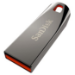 Sandisk CRUZER FORCE unidad flash USB 64 GB USB tipo A 2.0 Metálico