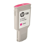 HP F9K16A (728) Ink cartridge magenta, 300ml