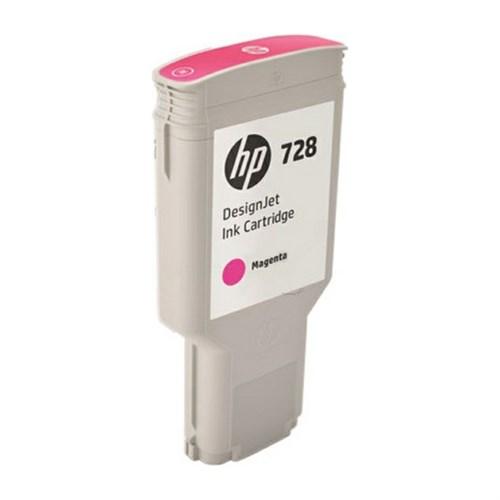 HP F9K16A (728) Ink cartridge magenta, 300ml