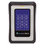 Origin Storage DL3 2TB externe harde schijf 2000 GB Metallic