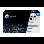 HP 645A Origineel Zwart 1 stuk(s)