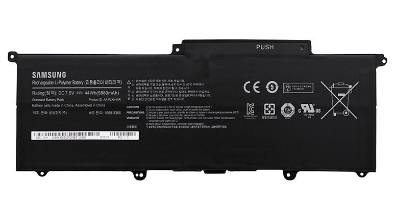 Samsung 5880mAh 44Wh