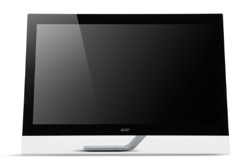 "Acer T2 T232HLA touch screen monitor 58.4 cm (23"") 1920 x 1080 pixels Black"