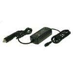2-Power CUC0072B Auto 72W Black power adapter/inverter