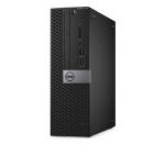 DELL OptiPlex 7050 3.4GHz i5-7500 SFF Negro PC dir