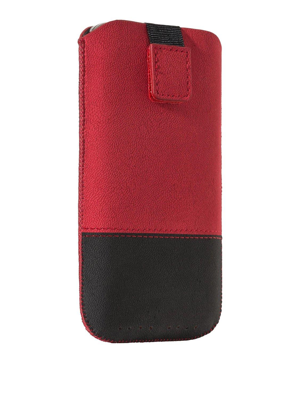 Meliconi 40640000039BA funda para teléfono móvil Funda de protección Negro, Rojo