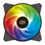 Cooler Master Cooler Master MasterFan MF120R Addressable RGB Fan - 120mm