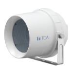TOA CS-64 loudspeaker 6 W White Wired