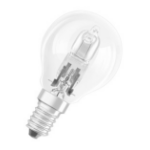 Osram Halogen CL P 20W E14 D Warm white halogen bulb