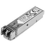 StarTech.com Gigabit Fiber 1000Base-LX SFP Transceiver Module - Cisco GLC-LX-SM-RGD Compatible - SM LC - 10 km (6.2 mi)