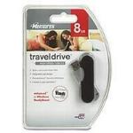 Memorex Travel Drive Capless 8GB memory card