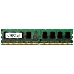 Crucial CT51272BA186DJ módulo de memoria 4 GB DDR3 1866 MHz ECC